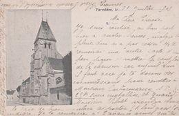 (77) VAREDDES  ( L'Eglise) 1925 Ha - Other Municipalities
