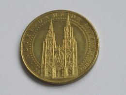 Médaille ARTHUS BERTRAND 2006 - Cathédrales Et Sanctuaires De France - ND De L'EPINE   **** EN ACHAT IMMEDIAT  **** - Arthus Bertrand