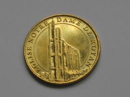Médaille ARTHUS BERTRAND 2014 - Cathédrales Et Sanctuaires De France - ND De ROYAN  **** EN ACHAT IMMEDIAT  **** - Arthus Bertrand