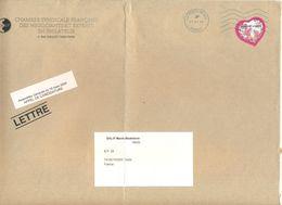 FRANCIA - France - 2009 - Lettre Prioritaire 50g Emanuel Ungaro - CNEP - Grande Enveloppe -Viaggiata Da 29120A Per Passy - Francia