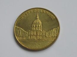 Médaille Des Musées Et Chateaux De France - Musée Des Invalides  **** EN ACHAT IMMEDIAT  **** - Tourist