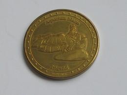 France Médaille TREGASTEL - Aquarium Marin - La Faune Sous Marine De Bretagne   **** EN ACHAT IMMEDIAT  **** - Tourist
