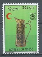 Maroc YT N°1119 Croissant-Rouge Marocain Neuf ** - Morocco (1956-...)