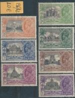 Inde A.136à42  * - 1911-35 Roi Georges V
