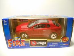 BURAGO 1:43 STREET FIRE ALFA BRERA - Burago