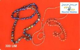 *MAURITANIA* - Scheda Usata - Mauritanie