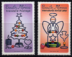A0752 SOUTH AFRICA 2005,  SG 1360-1  Christmas,  MNH - Afrique Du Sud (1961-...)