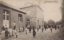 LA CHAPELLE SUR DUN : Mairie Et Ecole Des Garçons - France