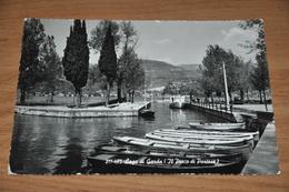 1401- Lago Di Garda, Il Porto Di Portese - 1953 - Brescia