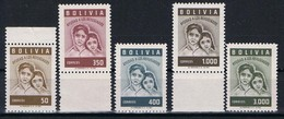 Bolivie Y/T 381 / 385 (**) - Bolivie