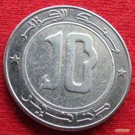 Algeria 10 Dinars 2012  Falcon Argelia Algerie - Algérie