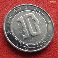 Algeria 10 Dinars 2013  Falcon Argelia Algerie - Algérie