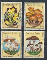 °°° BURKINA FASO - Y&T N°677/80 - 1985 °°° - Burkina Faso (1984-...)