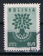 Bolivie Y/T LP 191 (0) - Bolivie