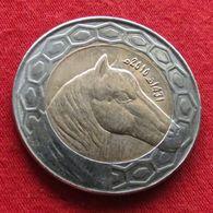 Algeria 100 Dinar 2010 Horse  Algérie Algerien Algerije Argelia - Algeria