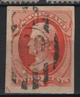 Stati Uniti 1879 Unif.67 ND O/Used VF/ F - 1847-99 Emissioni Generali