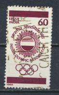 °°° INDIA - Y&T N° 991 - 1988 °°° - Indien