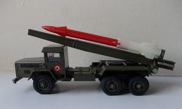 - Camion Militaire - UNIC SAHARA - Solido - - Militaria