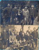 Nagyecsed. Serbian School-boys And Apprentices. 1916-1917. - Hongrie