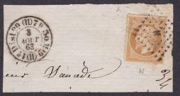 Divers Annuler Le Lot Sur Des PieÌ€ces Partielles # 06 - 1849-1876: Période Classique