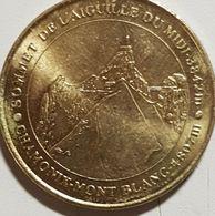 Sommet De L'aiguille Du Midi 2002 - Monnaie De Paris