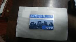Switzerland-(kp93/160a)-wirz AG Bauunter Nehmung-used-card-(329l)-(10chf)+1card Prepiad Free - Schweiz