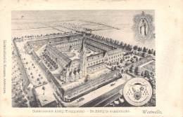 WESTMALLE - Cistercienzer Abdij (Trappisten) - De Abdij In Vogelvlucht - Malle