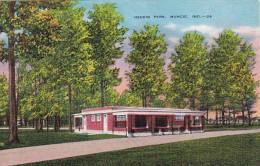 Indiana Muncie Heekin Park 1948 - Muncie