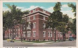 Indiana Muncie Y W C A Building 1941 Curteich - Muncie