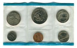 1979  USA Uncirculated Mint Set - Émissions Fédérales