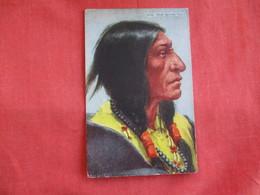 Chief Spotted  Tail Ref 2822 - Indiens De L'Amerique Du Nord