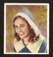 BONITA GRANVILLE  CIGARETTES CARD GODFREY PHILLIPS CHARACTERS Come To LIFE 1930s VINTAGE - Tobacco (related)