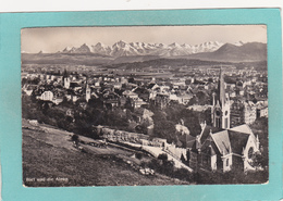 Small Antique Postcard Of Biel, Berne, Switzerland,Y58. - BE Berne