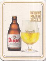 Duvel -  Celebrating Mastery Since 1871 - Ongebruikt Exemplaar - Bierviltjes