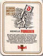 Duvel -  Celebrating Mastery Since 1871 - Hemels Pionieren - Ongebruikt Exemplaar - Bierviltjes