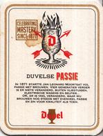 Duvel -  Celebrating Mastery Since 1871 - Duvelse Passie - Ongebruikt Exemplaar - Bierviltjes