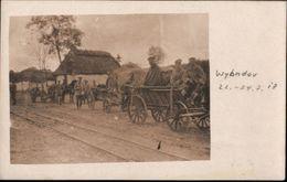 ! Alte Fotokarte 1917, Photo, Wybndov, 1. Weltkrieg, Ukraine, Galizien, Obl. Tarnopol - Ukraine