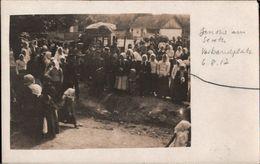 ! Alte Fotokarte 1917, Photo, Janow Am Fluß Sereth, 1. Weltkrieg, Ukraine, Rumänien ?, Verbandplatz - Ukraine