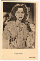 "Carte Postale D'artiste / Movie Star Postcard - Greta Garbo (#6362) Sur Carte ""Ross"" - Schauspieler"