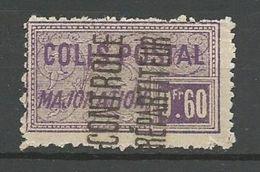 ALGERIE COLIS POSTAUX YVERT N° 13 / MAURY N° 19 NEUF* TRACE DE CHARNIERE / MH - Algérie (1924-1962)