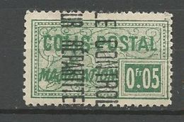 ALGERIE COLIS POSTAUX YVERT N° 10 / MAURY N° 16 NEUF* TRACE DE CHARNIERE / MH - Algérie (1924-1962)