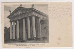 Wilna.Vilno.Vilnius.Catedral Square. - Lithuania