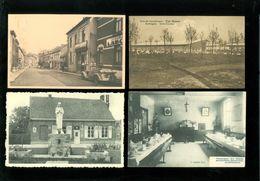 Grand Lot De 100 Cartes Postales De Belgique     Groot Lot Van 100 Postkaarten Van België - 100 Scans - Cartes Postales