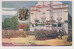 Kaunas.Kowno.Kaiser Parade. - Lituanie