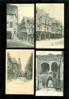Beau Lot De 47 Cartes Postales De France  Dinan       Mooi Lot Van 47 Postkaarten Van Frankrijk  Dinan - 47 Scans - Cartes Postales