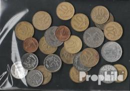 Albanien 100 Gramm Münzkiloware - Kilowaar - Munten