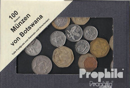 Botswana 100 Gramm Münzkiloware - Kilowaar - Munten
