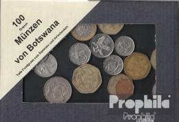 Botswana 100 Gramm Münzkiloware - Kiloware - Münzen