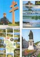 52 / HAUTE MARNE /  Lot De 90 Cartes Postales Modernes écrites - Cartes Postales