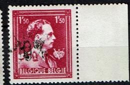 724 N  **  Surcharge Dégradée - 1946 -10 %